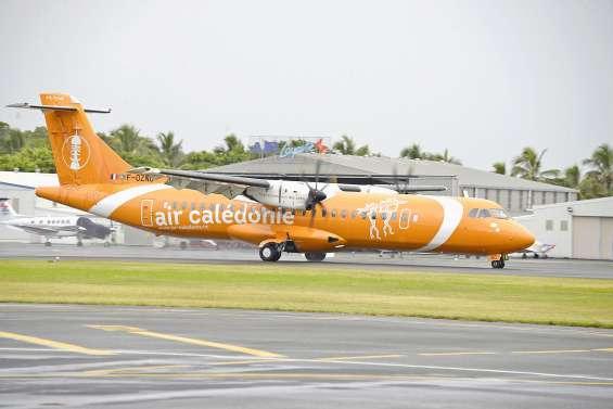 Aircal : les vols reprennent vers Lifou et vers Maré
