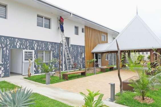 Un nouvel hôtel de ville ouvert depuis mardi à Poya