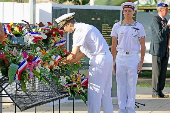 Les morts pour la France en Indochine honorés