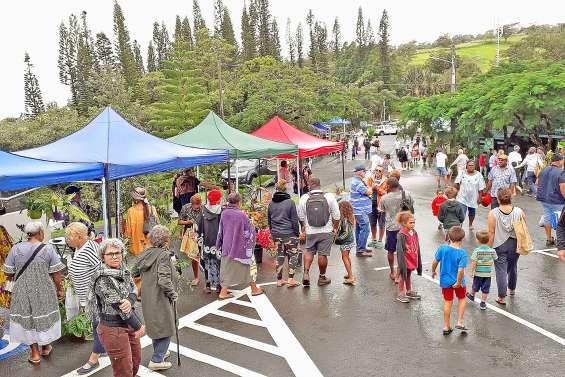 Prochain marché ce dimanche au village