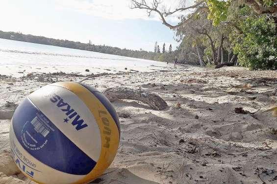 Deux tournois de beach à Kunié
