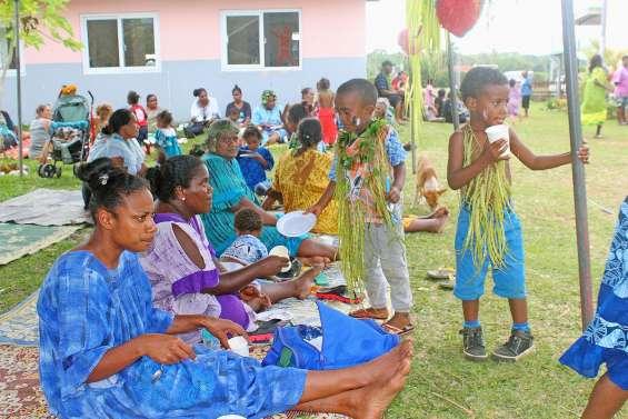 Les parents à l'honneur à l'école maternelle de Siloam