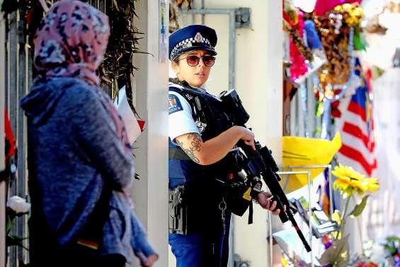 La Nouvelle-Zélande n'armera pas sa police