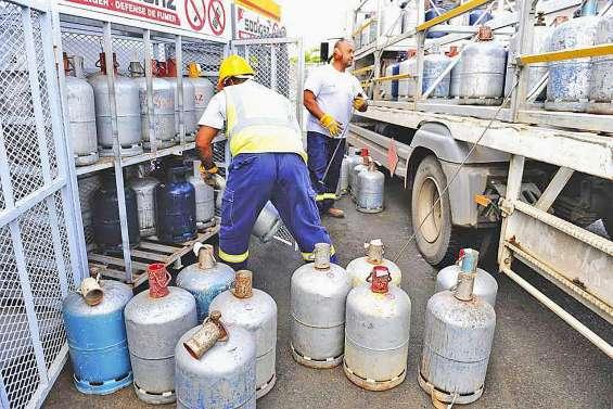 Le prix des bouteilles de gaz revu à la baisse