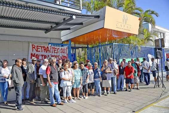 Les retraités demandent une revalorisation à la Cafat