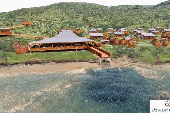 Le Gondwana de l'îlot Puen  espère voir le jour fin 2021