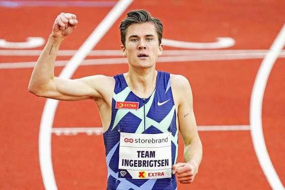 L'athlétisme de retour à Oslo, avec de belles performances
