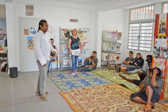 Sensibiliser les jeunes sur les violences faites aux femmes