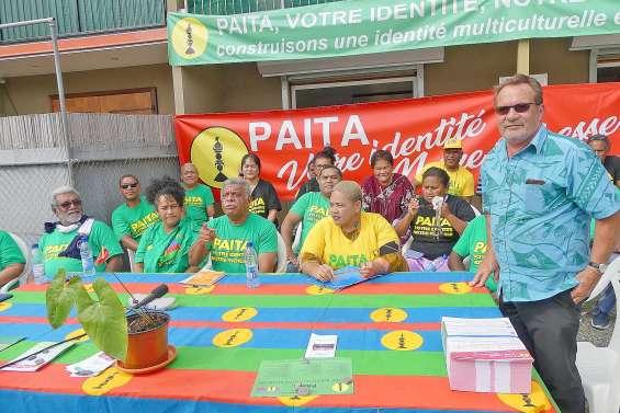 Louis Mapou prône « la multiculturalité » et « la stabilité » pour convaincre