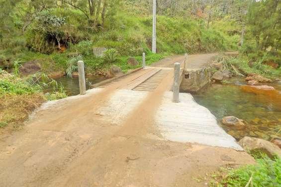 Bientôt une nouvelle vie pour le pont de la route de la Thy