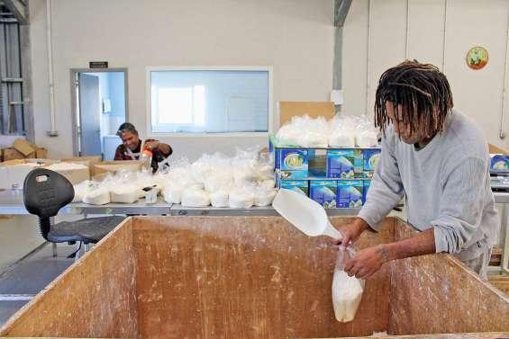 Après le savon, place à la lessive « made in Iaaï »