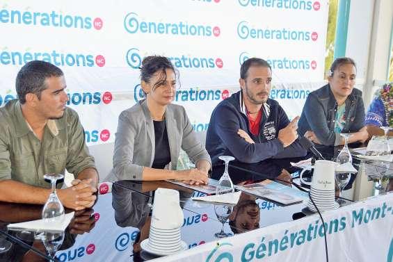 Générations Mont-Dore dresse le bilan  de la crise et actualise son programme