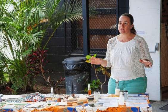 Un atelier zéro déchet initié par trois associations locales