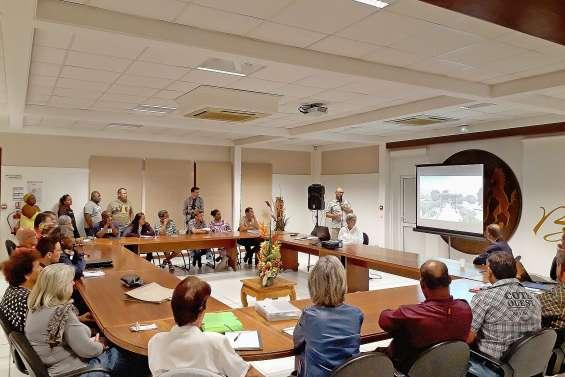 Le Gondwana de l'îlot Puen présenté en conseil municipal