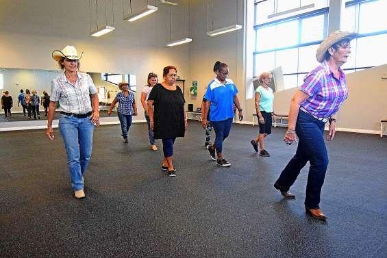 Sport santé se met à la danse country