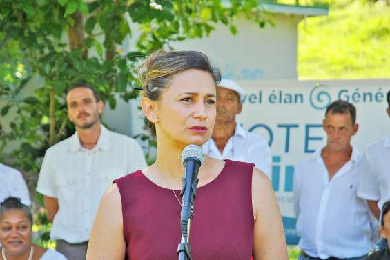 « Lutter contre l'insécurité  des Mondoriens est notre priorité »