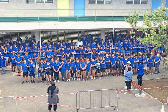 300 élèves au cross de La Conception