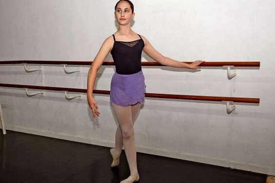 Une jeune danseuse bientôt au Conservatoire de Nice