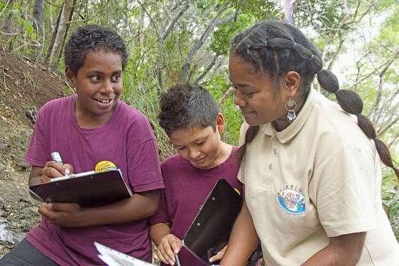 Les collégiens au secours de la forêt sèche de Cap Kaméré