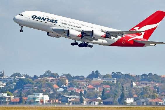 Qantas va supprimer 6 000 emplois