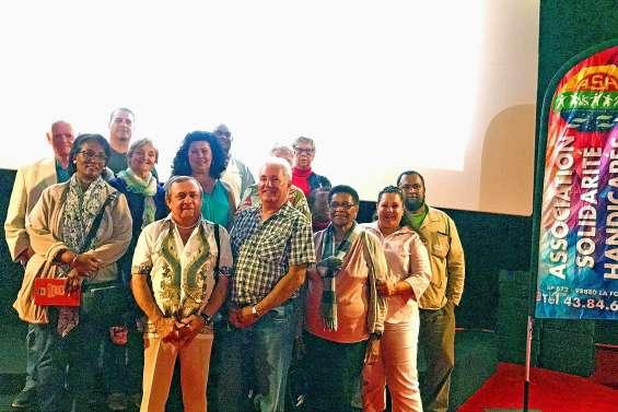 L'ASH réunie  en assemblée générale au cinéma