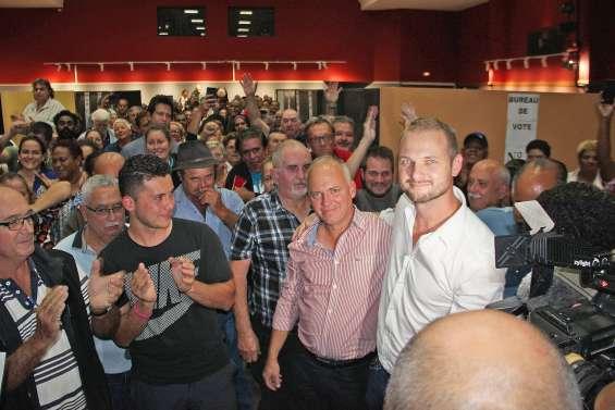 [VIDÉO] Nicolas Metzdorf réussit son pari à La Foa