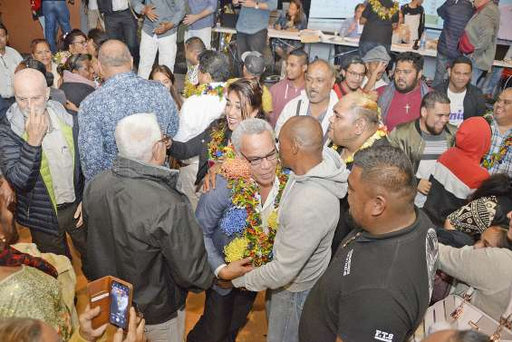 [VIDÉO] Willy Gatuhau gagne le match à Païta