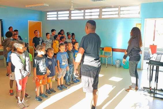 L'AFMI à l'école Atitu, pour le plus grand plaisir des enfants