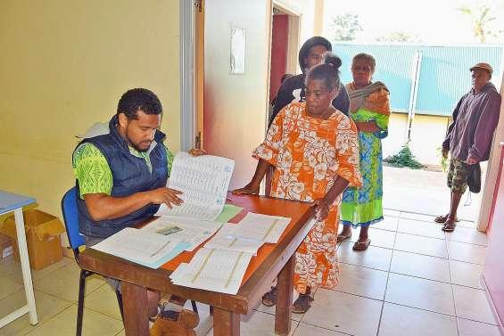 La majorité des Kunié indépendantistes, mais leur maire reste loyaliste