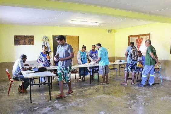 À Ouvéa, la division du Palika donne son envol à l'UC Maurice Tillewa