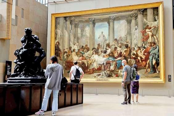 Les musées rouvrent progressivement