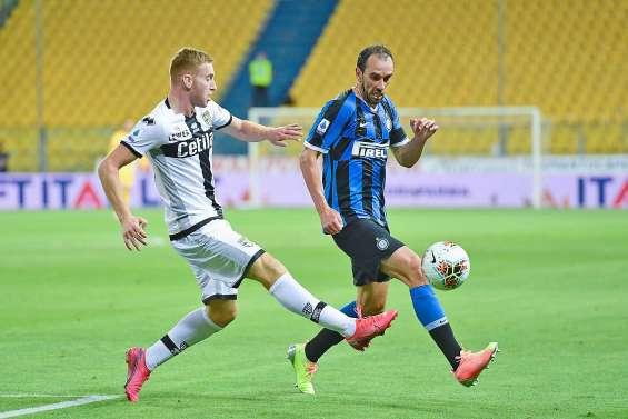 Derrière la Juve et la Lazio, l'Inter garde 4 points d'avance sur l'Atalanta