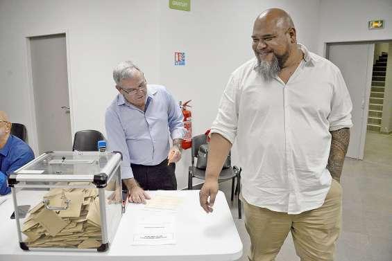 Carton plein pour Naturel, vainqueur dans tous les bureaux de vote
