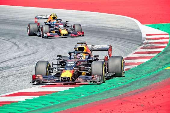 La F1 de retour sur la ligne de départ