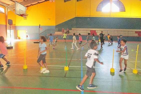 Le basket se fait une place à Ponérihouen