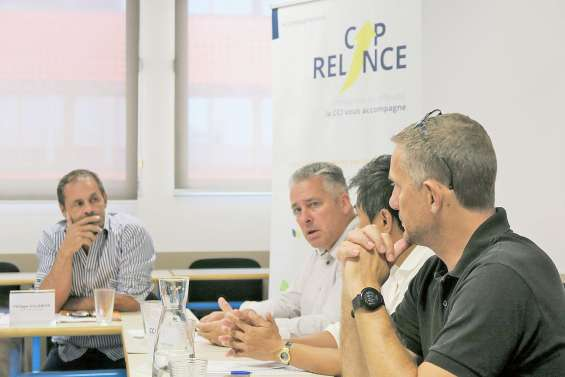 « Cap Relance », un dispositif économique « boîte à outils »