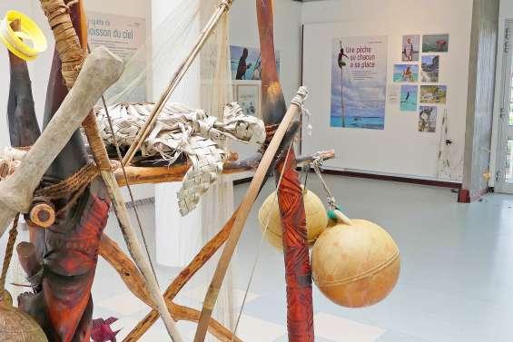L'exposition « Des récifs et des hommes » au centre culturel