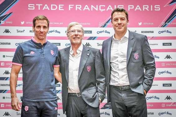Un nouveau chapitre au Stade français