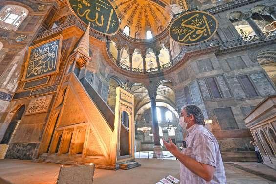 Musée ou mosquée ? Quel avenir pour Sainte-Sophie ?