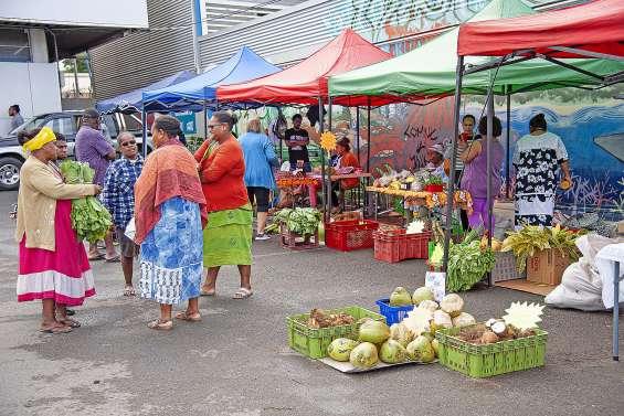 Le marché de Poya change de quartier