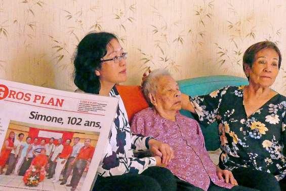 Simone Bui Thi Nhon, la dernière Chan Dang, s'est éteinte à 102 ans