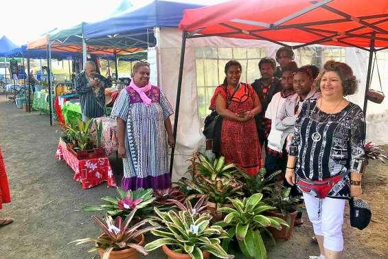 Le marché Saso continue d'animer le quartier de Magenta