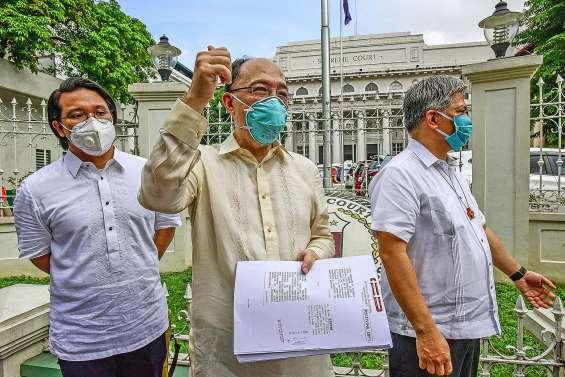 Philippines : une loi antiterroriste controversée
