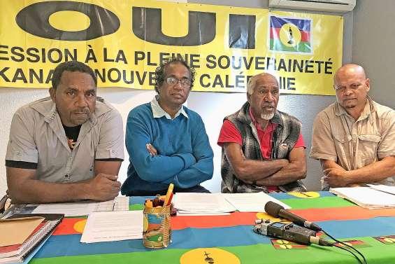Le comité nationaliste et citoyen appelle à la mobilisation pour le oui