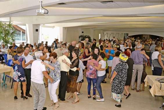 Un succès de plus pour le traditionnel thé dansant des seniors