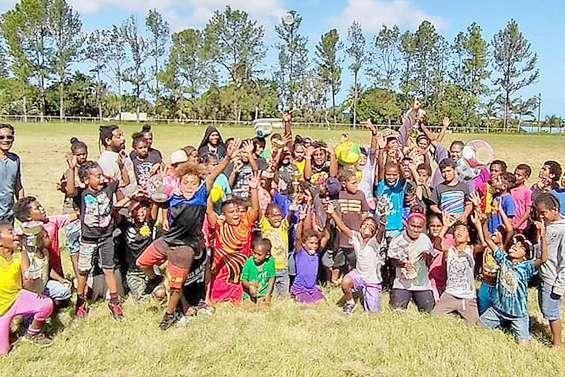 Soixante jeunes sportifs aux Jeux intertribus