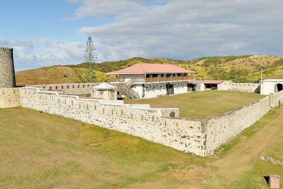 Finalement, le fort Teremba ne fermera pas