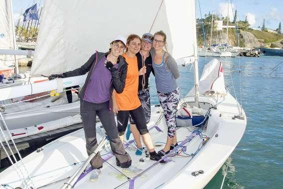 No Woman No Sail, des femmes d'un bout à l'autre de la régate