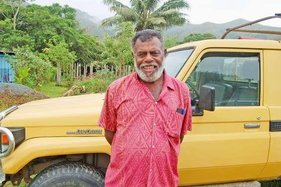 Daniel Poigoune, ancien maire de Touho est décédé