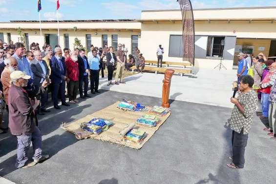 Le campus de l'antenne Nord de l'université inauguré à Baco